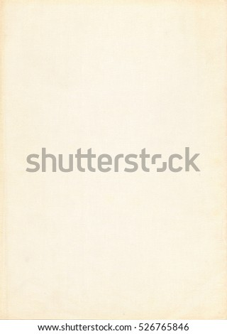 Old Paper Texture Sheet Fabric Layer Stock Photo 526765846