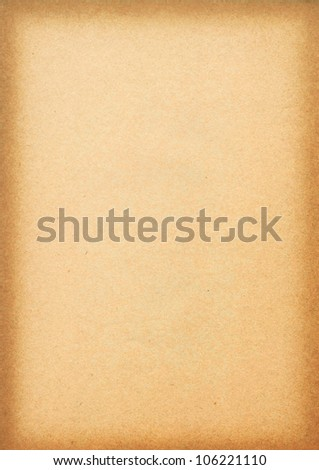 Old paper texture.Vintage grungy texture background with space for text - stock photo
