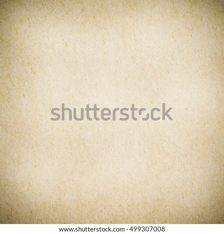 Old paper texture. Vintage paper background