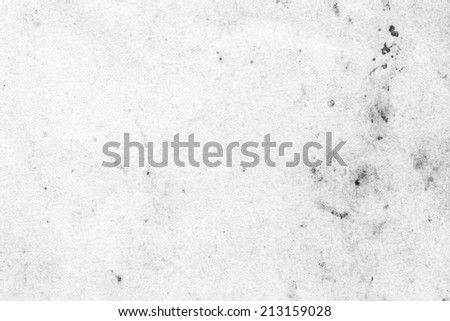 Old paper with grungy texture - stock photo