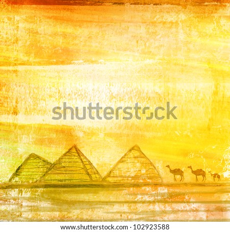 Great pyramid of giza research paper