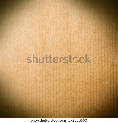 old paper with stripes background - stock photo