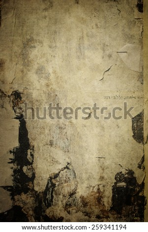 old papers texture or background  - stock photo