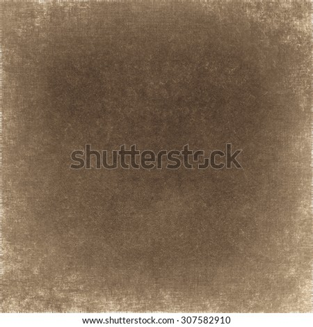 old parchment paper brown background texture - stock photo