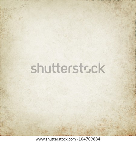 old parchment paper texture grunge background - stock photo