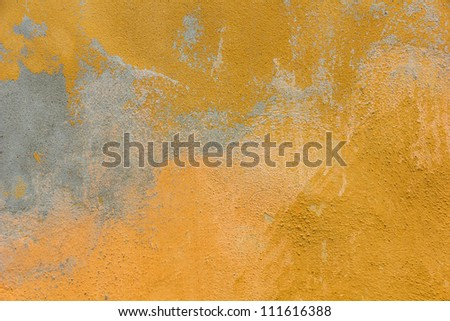 Old plaster wall texture. Abstract background. - stock photo