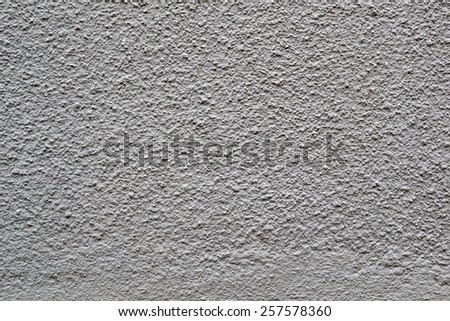 Old plaster wall texture background. - stock photo