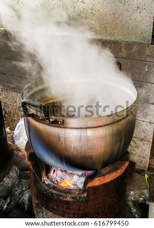 Charcoal Cook Stove Stock Images Royalty Free Images
