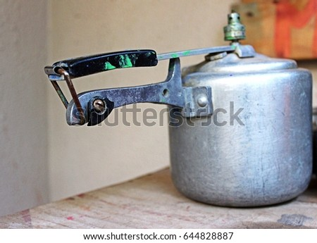 old pressure cooker how to use