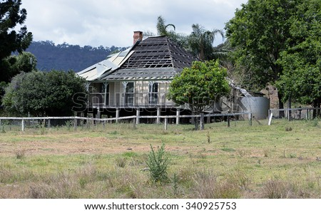 Old Queenslander