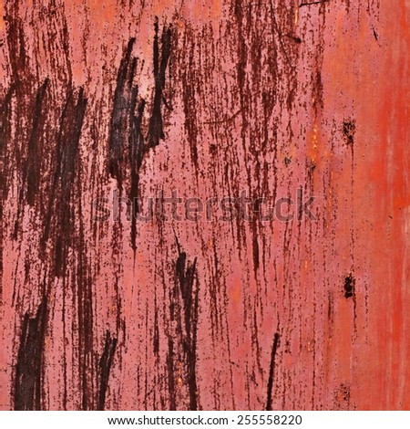 old red dye grunge texture background. dye vintage. design element for 3d - stock photo