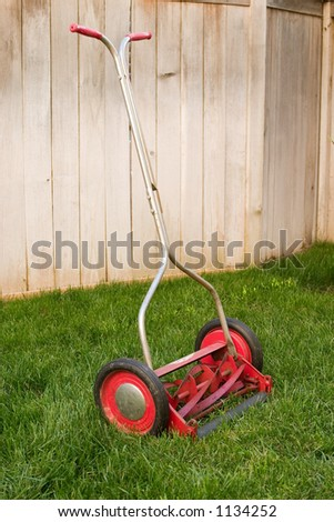old push reel lawn mower. old reel lawnmower push lawn mower