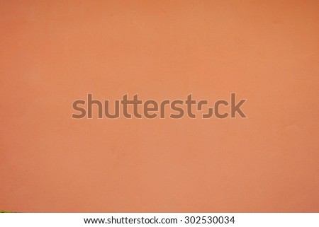 Old Rose colored concrete wall., beautiful wall texture , brown colored wall  texture ,  - stock photo