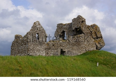 Old ruin in Ireland