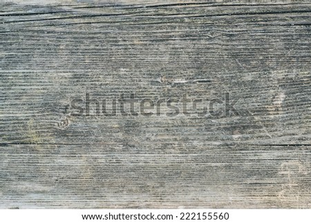 Old rustic faded wooden texture - stock photo