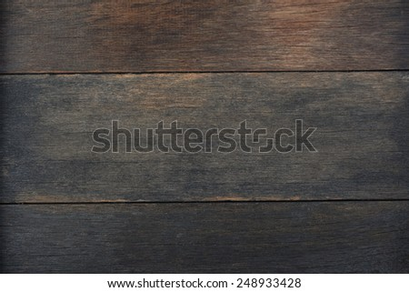 Old rustic wooden weathered background - stock photo