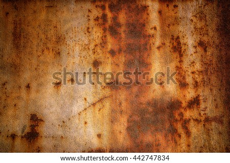 Old rusty background texture - stock photo