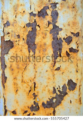 Old rusty metal texture background