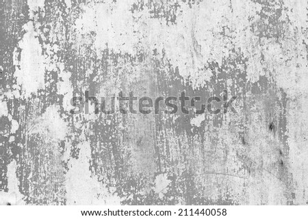 Old rusty metal textured background - stock photo