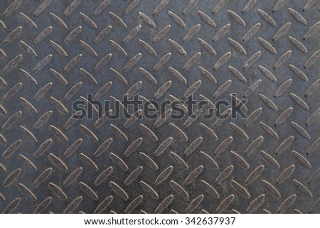 Old rusty steel metal texture background