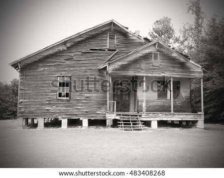 Old 1920's School House