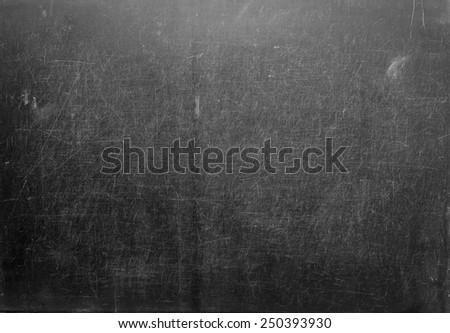 old school board - stock photo
