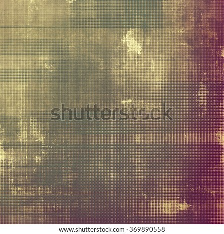 Old school textured background. With different color patterns: yellow (beige); brown; pink; purple (violet); gray
