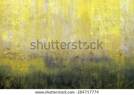 old scraced wall image  - stock photo