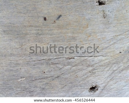 Old scratch wood wall texture background  - stock photo
