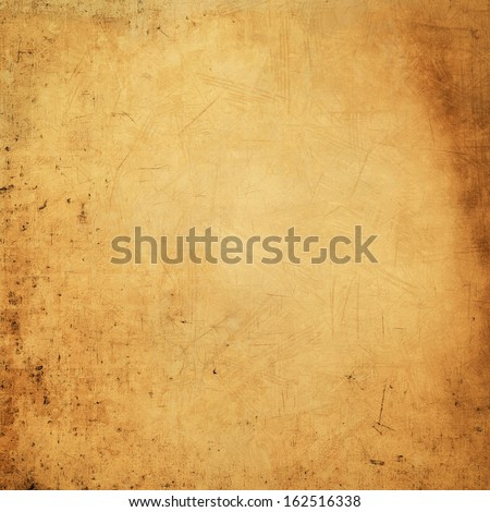 Old scratched background - stock photo