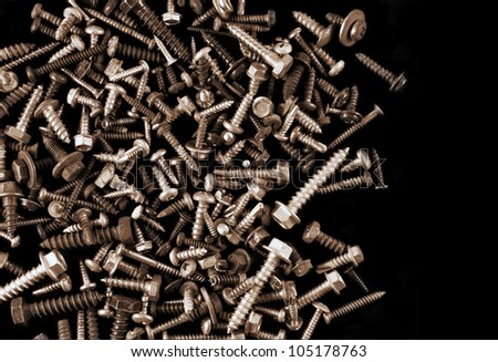 Old Screws and Bolts