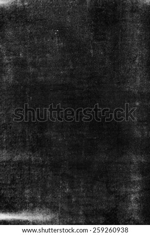 Old Shabby Paper Texture for Background - stock photo