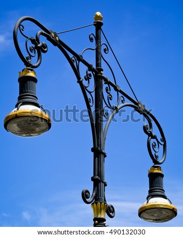 Old Street Light