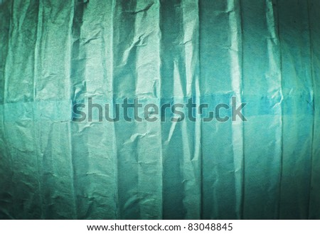 Old striped colorful paper texture. - stock photo