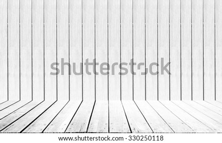 Old striped Wood texture background - stock photo