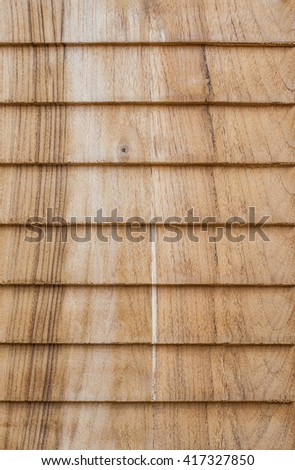Old teak wood  texture background