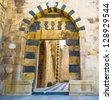 old temple of Apello, Syria - stock photo