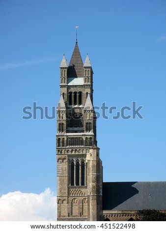 Old Tower in Brugge