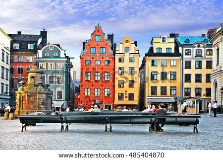 Luxury trip to Stockholm
