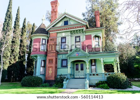 Old Victorian House Stock Photo 560114413 Shutterstock