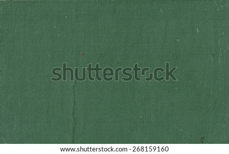Old vintage dirty green texture. Grunge green background