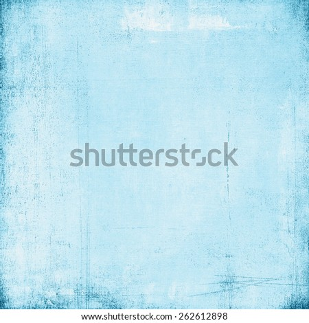 Old vintage light paper background with pattern - stock photo