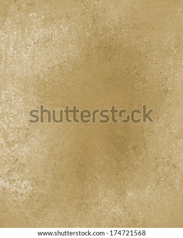 old vintage paper. distressed rough background. abstract brown tan background black vignette border color, vintage grunge background texture, antique retro style graphic, beige gold background, grungy - stock photo