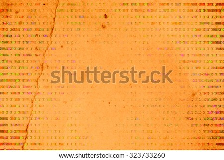 Old vintage paper texture or background