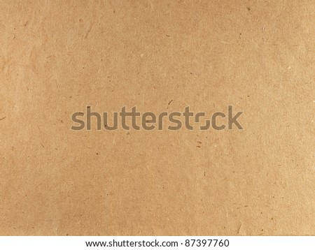 Old vintage paper texture or background - stock photo