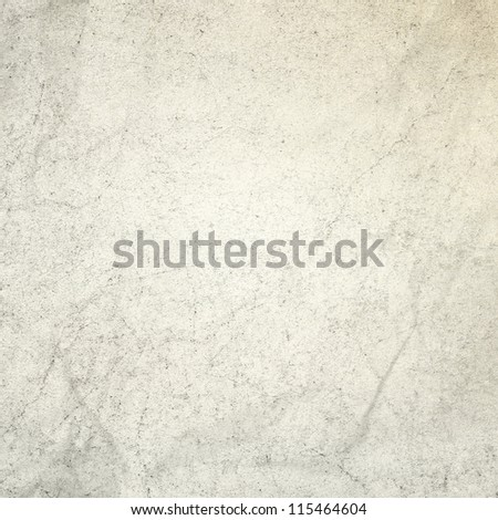 old wall grunge background with delicate abstract marble texture - stock photo