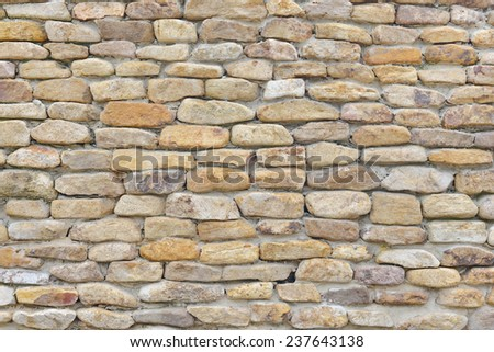 old wall sand stone texture background