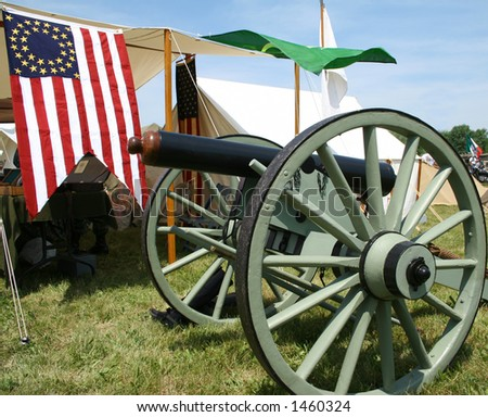 Old War Cannon