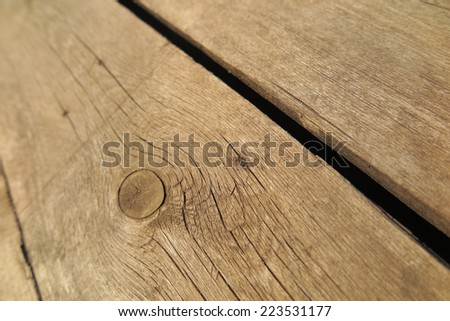 Old weathered pine boards