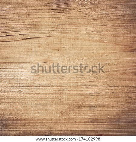 Old weathered wooden wall - stock photo